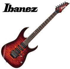 Ice Burst, Ibanez Electric Guitar, Wicked, Zero, Father, Music Instruments, Black, Bass Guitars, Guitars