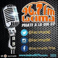 #Repost @lacima96 with @repostapp  Feliz día de La Radiodifusión Venezolana sigan pegados a la que es!! #radio #Venezuela #musica #likeforfollow #Yatusabe #lacima96 #altosmirandinos #brutalism #brtutal #one #likeforme by yervinsanchez