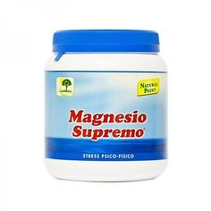 Magnesio Supremo Polvere 300 gr Barattolo Natural Point EUR 14,90