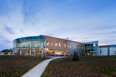 Western Illinois University / Architectural Photography AJ Brown Imaging