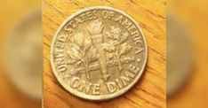 Coin collectors are going crazy trying to find these dimes. They're still in circulation – so they could be in your pocket or your coin jar right now. And once you learn how to identify these Coin Jar, Valuable Coins, Coins Worth Money, Error Coins, Coin Worth, Coin Values, Antique Coins, Old Money, Girly
