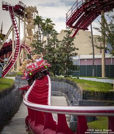 Hollywood Rip, Ride, Rockit | Universal Studios Florida | USA