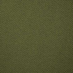 Olive Green Gabardine Fabric