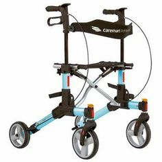 LiteTravel Rollator - £79.99 Great NEW product, available from stock. Call FREE on 0800 111 4774 www.careco.co.uk