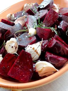 egycsipet: Sült cékla fokhagymával Diet Recipes, Snack Recipes, Cooking Recipes, Healthy Recipes, Junk Food Snacks, Kitchen Time, Candida Diet, Hungarian Recipes, Clean Eating