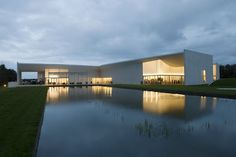 HERNING MUSEUM OF CONTEMPORARY ART BY STEVEN HOLL
