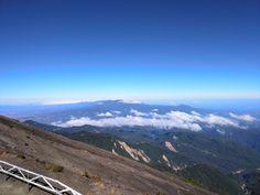 Irazú Volcanoe