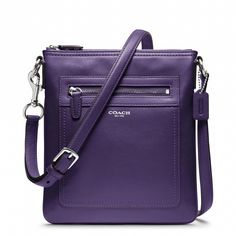 The Coach Legacy Swingpack in Leather