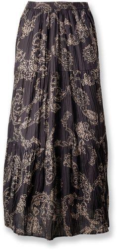 Nomadic Traders Portobello Broomstick Skirt