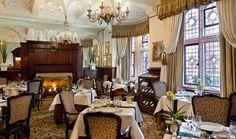 Restaurant Dining Room Interior Design Of The Milestone Hotel London