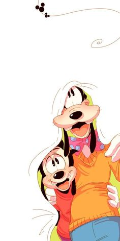 ‍‍‍Goofy and Max❤️