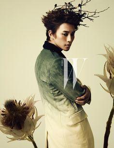 Junho (2PM) W Korea 2