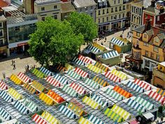 Can't Resist a Bargain? Then Head for the UK's Top Markets: Norwich Market