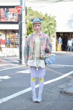 TOKYO Harajuku Street Fashion