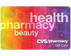 WIN IT! $25 CVS Gift Card, go here---> #ad