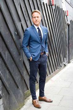 Stephen Burnett | Steve Burnett, buyer - London Collections Street Style - GQ.