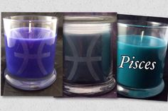A personal favorite from my Etsy shop https://www.etsy.com/listing/235669792/pisces-zodiac-candles-astrology-etched