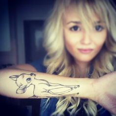I would love something like this as it reminds me of one of my little sisters <3