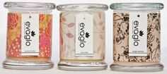 Evaglo Candle Deals    3 x 226 g fragranced $70.00