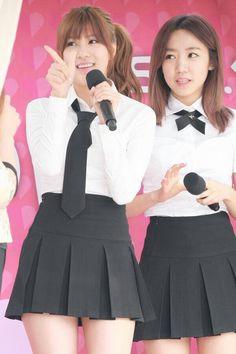 Hayoung <3 & Namjoo <3
