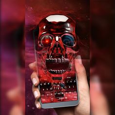 Digital Revolution, Scary Movies, Red Glass, Keyboard, New Experience, Creativity, Android, Skull, Friends