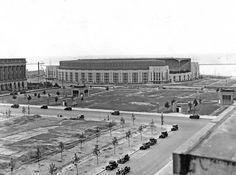 .Cleveland's Municipal Stadium