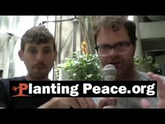 Planting Peace with Rainn and Aaron!    Rainn Wilson talks with Aaron Jackson, the founder of Planting Peace. Help their cause at: http://www.PlantingPeace.org