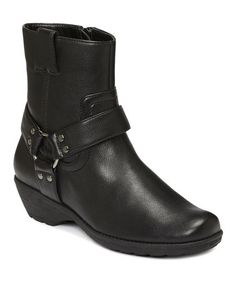 Take a look at this Black Destiny Boot by Aerosoles & A2 by Aerosoles on #zulily today!