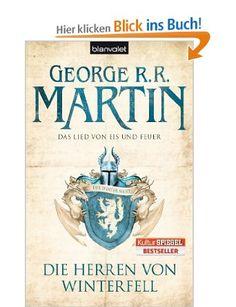 Das Lied von Eis und Feuer 01:  Die Herren von Winterfell George R.R. Martin