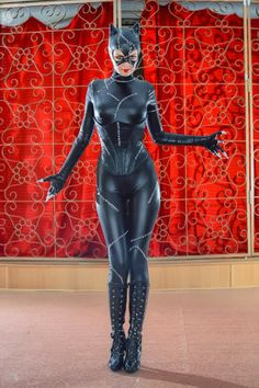 Cosplay: Catwoman Cosplay 2013