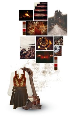 """Durmstrang Institute"" by siriuslyoddsome ❤ liked on Polyvore"