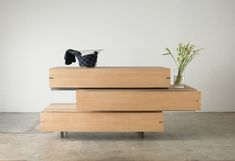 DRAWER SHELF by Keiji Ashizawa Design
