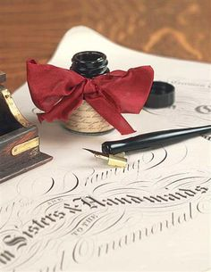 Learing to write Spenciran Victorian Style Decor, Vintage Style, Penmanship, Caligraphy, Victoria Magazine, Cursive Script, Letter Writing, Writing Desk, Romantic Outfit