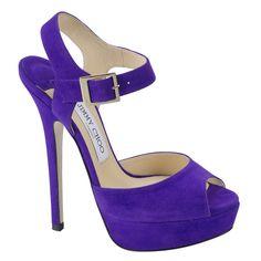 Los zapatos de la coleccion prefall 2013 de Jimmy Choo perfectos para novias e invitadas: sandalia Raven