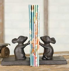 Little Mouse Bookend