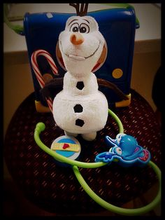 Day 16: Dr. Olaf will see you now!