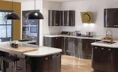 Modular Kitchen Noida Delhi offer best design of modular kitchen online in Noida, kitchen manufacturers dealer Delhi NCR, accessories price showroom interior extension. Home Design, Küchen Design, Design Ideas, Interior Design, Design Concepts, Modern Interior, Design Elements, New Kitchen Designs, Modern Kitchen Design