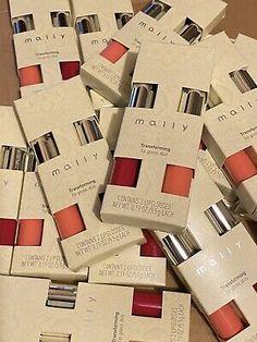 (Advertisement) LOT/ 10 MALLY Transforming Lip Gloss Duo 2 Lip Glosses .19 Oz Each PEACH/ PINK Makeup Advertisement, Lip Gloss, Advertising, Peach, Lips, Ebay, Gloss Lipstick, Peaches