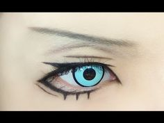 Tutorial : Anime Eye Makeup 69 • Alois Trancy
