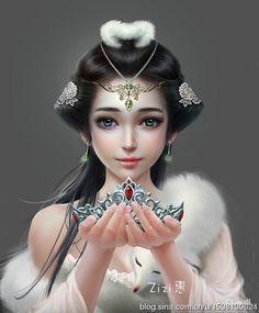 CGwall游戏原画网站@清菊采集到游戏原画 cgwall.cn(316图)_花瓣游戏