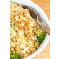 Broccoli and Corn Casserole First Place 4 Health