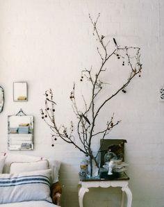 Uma casa rústica, shabby e simples em Melbourne