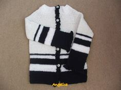 Angelica lucreaza: Pulover pentru scola Crochet Clothes, Sweaters, Fashion, Moda, Fashion Styles, Fasion, Sweater, Sweatshirts