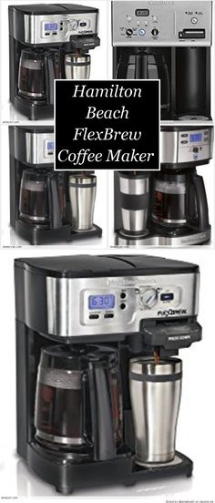 We Have Used Our Hamilton Beach FlexBrew Coffee Maker For Over Two Years  Now. We