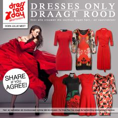 Dress Red Day 29th of september