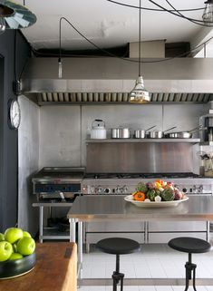 1000 Images About Hotel Kitchen On Pinterest Stove, Design And Small Bakery photo - 4