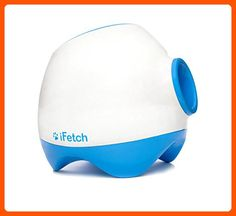 iFetch Too Interactive Ball Launcher for Dogs – Launches Standard Tennis Balls, Large - For our pretty pets (*Amazon Partner-Link)