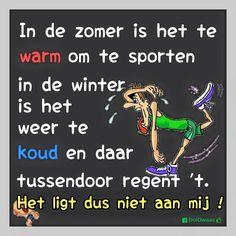 Sporten?