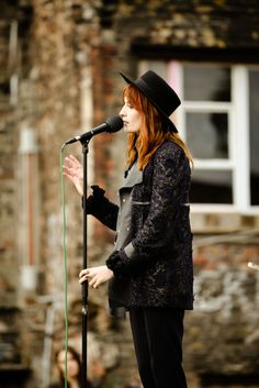 Florence Welch – Photog unknown