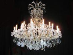 Lampade Cristallo Di Boemia : Fantastiche immagini su lampadari lampade nel